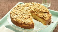 Almond Cake | Dashrecipes.com