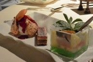 fancy desserts considered higher quality food