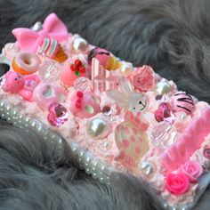 iphone 5  Pearl and  Whipped Cream Case by DemiGoddessCo, $45.00
