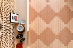 Earth and Clay: Tierras Tiles by Patricia Urquiola for Mutina - Remodelista