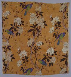 """http://pinterest.com/mllenorma/textile-art-pattern/ FOLLOW HER LATER American linen ~ 1920 ~ """"Dartford Fabric"""""""