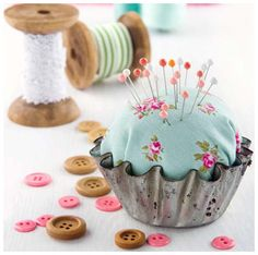 pincushion #kids #crafts #diy #gifts