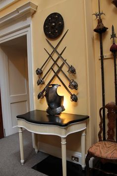 lotr sword collection display ideas the art of war