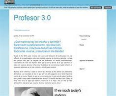Recurso incluido en Procomún por Manuel Moreno. Interesante blog con muchas aportaciones sobre cuestiones de interés para los docentes.