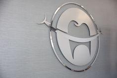 Shining Smiles Logo Dental Clinic Logo, Dentist Clinic, Dental Hospital, Dental Art, Dental Office Design, Dental Office Decor, Teeth Logo, Smile Logo, Smile Dental