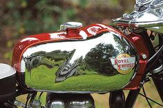 Teenage Dream: 1963 Royal Enfield Continental - Classic British Motorcycles - Motorcycle Classics