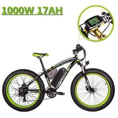 Cheap electric bike, Buy Quality electric mtb directly from China bike electric bike Suppliers: RichBit Plus Electric Bike With Computer Speedometer electric Odometer Powerful Electric MTB Bike eBike Cheap Electric Bike, Electric Bikes For Sale, Electric Bicycle, Fat Bike, Moutain Bike, Mountain Bikes For Sale, Solar Energy Projects, Power Motors, Electric Mountain Bike