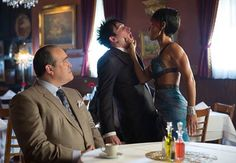 That Shocking Gotham Twist Explained! Robin Lord Taylor and Jada Pinkett Smith Tease What's Next Jada Pinkett Smith, Robin Lord Taylor, David Zayas, Gotham