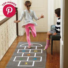 Hop, Skip and a Jump Playmat