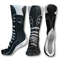 Hockey Skate Sublimated Mid Calf Socks