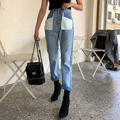 WAITLIST: Rare Find Pants - Shekou Woman New Outfits, Trendy Outfits, Girl Outfits, Cute Outfits, Fashion Outfits, Womens Fashion, Sixth Form Outfits, Minimal Fashion, Modest Fashion