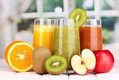 Desintoxica tu cuerpo con estos jugos saludables