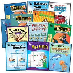 Win a Free Book Bundle of Your Choice! (A $176-$284 Value)! Includes Free Shipping! Grades PreK-12+ | CriticalThinking.com