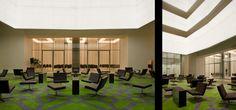 Lighting Design | NOVATIS CAMPUS - KRISCHANITZ LABORATORY BUILDING, Basel | LICHT KUNST LICHT AG