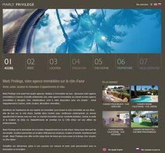 Site internet Sur mesure : http://www.marly-privilege.com/  104 boulevard de la Croisette  06400, Cannes