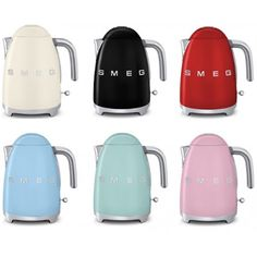 http://www.kitchendesignplanner.com/category/Electric-Kettle/ We Tried It! SMEG Electric Kettle