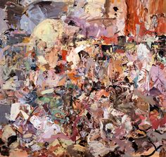 Cecily Brown 'Life with Art' via www.fengshuidana.com I love the way this artist paints!
