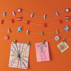 Work of Art Clips at Land of Nod