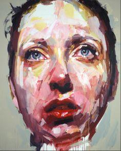 Jose Ramon Lozano. Acrilico sobre tela. 162x130 cm. 2014