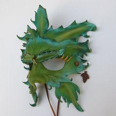 AMAZING leather mask $155