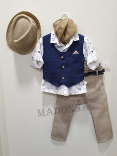 19A124 Boys Shirt And Pant, Boys Shirts, Boy Baby Shower Themes, Baby Boy Shower, Good Morning Love Messages, Toddler Vest, Kids Suits, Sewing For Kids, Little Man
