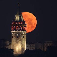 Galata tower Istanbul-Turkey