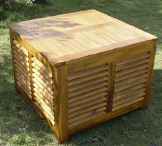 Outdoor Storage  Table for Cushions * For more information, visit image link.