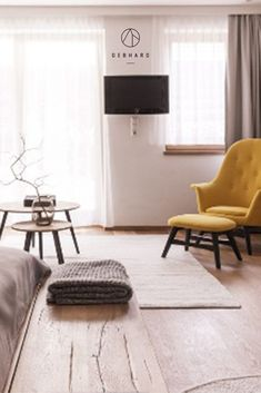Modern Design in our cozy rooms in Fiss. Come in and feel home. Cozy Room, Modern Design, Awards, Rooms, Interior Design, Home Decor, Bedrooms, Nest Design, Decoration Home