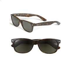 10 Trending Gifts From Nordstrom For The Guy With Style//#1 Ray Ban New Wayfarer 55mm Polarized Sunglasses #rankandstyle