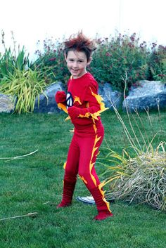 Craft, Interrupted: Costume Week: The Human Torch