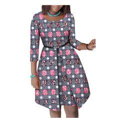 Summer African dress for women — Abetina African Dashiki Dress, Short African Dresses, African Blouses, African Fashion Ankara, Latest African Fashion Dresses, African Print Dresses, African Print Fashion, African Dress Styles, Jw Moda