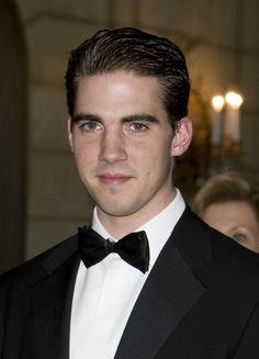 HRH Prince Philippos of Greece & Denmark, born London, 26 April, 1986