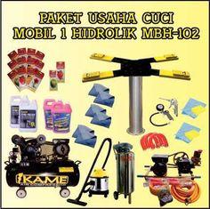 Paket Cuci Mobil 1 Hidrolik MBH – 102