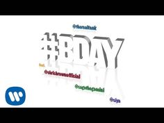 Tank - #BDAY (feat. Chris Brown, Siya, Sage The Gemini)