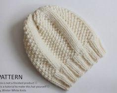 knit hat – Etsy ES