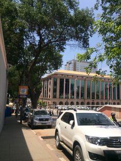 Largo da Mutamba / Baixa da Cidade de Luanda / 2014