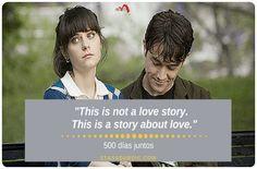 La #historia sobre el #amor. No una historia de amor. #blogstoryfriendly