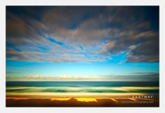 Peter Eastway photography Shadows On Blueys Beach Shadows, Northern Lights, Waves, Australia, Beach, Nature, Photography, Outdoor, Fotografie