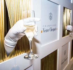 Step and repeat backdrop that also serves your guest bubbles on arrival.  if you want ! Wink Design & Events