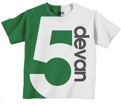 Boy's Birthday Shirt Personalized Childrens por SimplySublimeBaby, $24.95