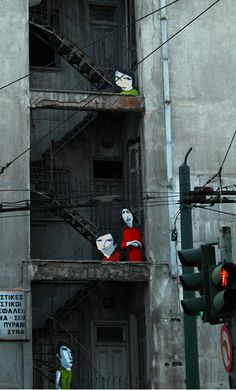#streetart #alexandros #vasmoulakis