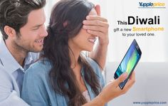 This Diwali, gift a new #smartphone to your loved one. #diwaligift #newmobiles