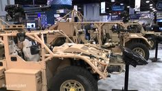 AUSA 2015: General Dynamics Ordnance & Tactical Systems: Flyer 60 and Fl...