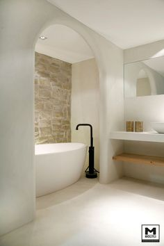 Badkamer betonstuc #badkamer #betonstuc #hotelbathroomdesigns