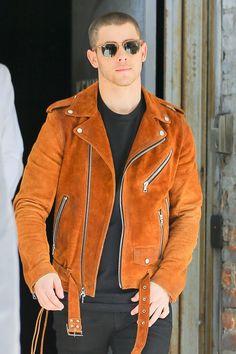 Nick Jonas Photos - Nick Jonas Steps Out in NYC - Zimbio