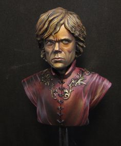 Bust of Norba miniatures Painted by Aythami Alonso Torrent  Step by Step Video-Tutorial  For Sale