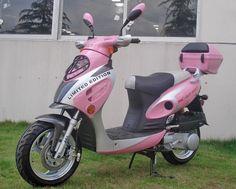 Roketa - MC-07 150cc Moped