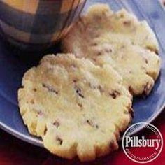 Super Simple Cranberry Sugar Cookies from Pillsbury® Baking