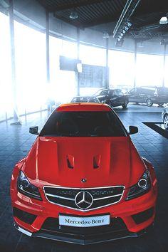 Mercedes-Benz #C63 #AMG