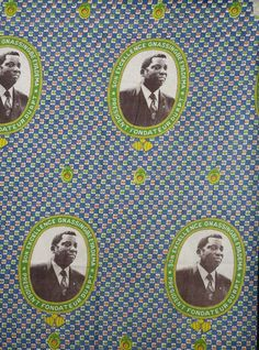 Gnassingbe Eyadema (1935-2005), President of Togo from 1967 until his death in 2005.